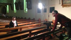 Saving St Brigid's Church Interior Shoot